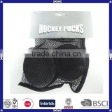 hockey puck net bag