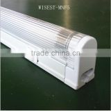 high quality t5 single tube fluorescent lighting fixture luminaire with cover 8w,13w,28w,35w