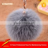 STABILE Fashion custom fur pom pom hat/factory wholesale 100% pure cashmere raccoon fur pom poms hats/colorfur fur pom pom