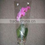 PVC transparent tube,flower tube, eco-friendly material