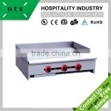 Americal furnace collection stainless steel gas griddle