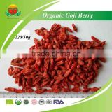 Manufacturer Supply Ningxia Organic Dried Wolfberry/Organic Dried Goji Berry