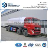 8*4 DONGFENG Kingrun LPG Tank Truck 8000 Gallon LPG gas tank vehicle