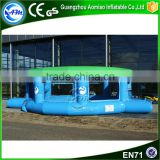 Commercial Panna Inflatable Soccer Arena For Sale