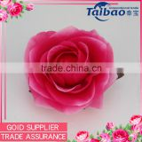 Colorful Wrist, hair or wreath making raw material artificial flower rose head                                                                         Quality Choice