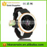 "WP3 MTK6572 Dual Core Android 4.4 WIFI Watch Phone 3g 1.54"" Capacitive Touch Screen 3MP Camera 3G GPS Android watch phone"