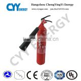 Empty 1-2kg bc/abc dry chemical powder fire extinguisher cylinder bottle with competitive price