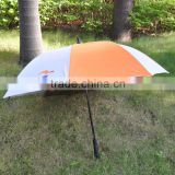 Top Quality Durable Auto Open Promotional Custom Silver Coated UV Protective Corporate Gift Umbrella