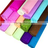 colorful crepe paper wax paper for flower packaging artwork paper                                                                         Quality Choice