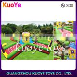 inflatable interactive games, 4 person sport bungee run games, interactive bungee basketball hoop games