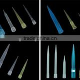 Disposable 200ul Pipette Tips for Eppendorf Pipette Tips Yellow Color