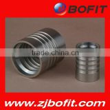 Bofit hydraulic hose fittings sae ferrule making all types