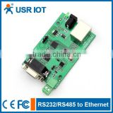 USR-TCP232-24 Serial Ethernet Module RS485/RS232 to TCPIP/ Ethernet Converter Support Smart Virtual COM