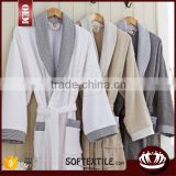 Soft OEM 100% cotton adults towel bath robe                                                                         Quality Choice
