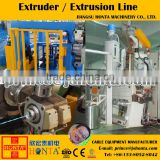 Extruding usage plastic coating equipment pvc extrusion machine for electric cable wire production
