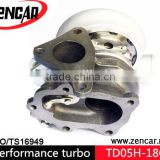 Performance TD05H-18G Turbo Charger Fit For wrx internal wastegate TD05H turbocharger