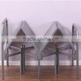 Factory direct sale folding metal single bed designs                                                                         Quality Choice