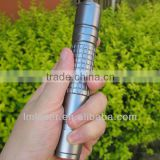 Ultra Powerful 200mW Class 3 portable green laser light high power lazer pointer on off switch military adjustable focus