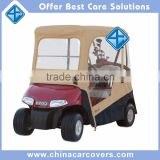 Deluxe water easy operation golf cart driving enclosure                                                                         Quality Choice