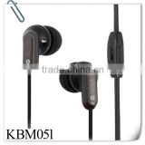 KUBE OEM-051 Original Factory OEM Stereo Earphone for Samsung,MP3 MP4,PC,Laptop