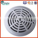 ABS/PVC diameter 208mm round shape use swimming pool main drain cover