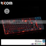Redragon INDRAH RGB LED Backlit Mechanical Gaming Keyboard,Cherry mechanical keyboard--LK613--Shenzhen Ricom