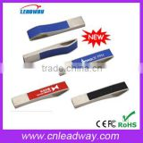 Top one leather material bulk sale usb flash drive manufacturer in shenzhen