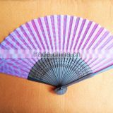 Customized design bamboo hand fan 21cm new design                                                                         Quality Choice