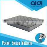 High Quality Bamboo Knitting Fabric Pocket Spring Mattress With High Density Foam AI-1302