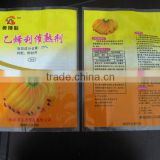 Plastic BOPP & LDPE Fruit Banana Ripening Agent Packaging bag