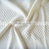 tencel rayon and polyester knitted jacquard mattress fabric