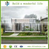 2016 new prefabricated wooden houses china mobile container cottages