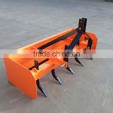 high quality tractor box scraper land leveling