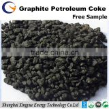 GPC 98.5%Graphite Petroleum Coke/Calcined Pet Coke