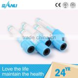 CE and ISO approved Blue top PT vacuum blood tube containers with Sodium Citrate