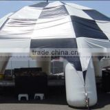 Top quality professional inflatable tent guangzhou