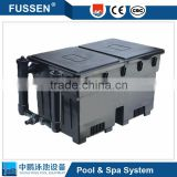 Fishpool filtration equipment supply aquarium bio fish farm drum filter