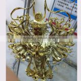 Avalokitesvara metal crafts creative gifts