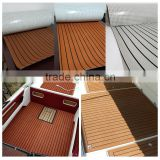 Melors Marine Supply Boat Yacht Decking EVA Faux Teak Foam Sheet Helm Station Pad Swim Platform Pad