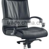 black pu and soft high density foam Swivel executive office chair home and office used,lift chair