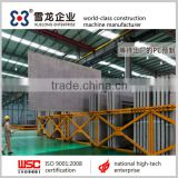 precast concrete boundary walls machine/ precast concrete block/ slab/ sandwich wall production line for sell
