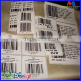 Cheap barcode label sticker,label printing barcode machine/barcode label printing scale