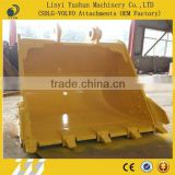 low loss rock Bucket For Wheel Loader And Excavator/machinery parts/excavator attachment