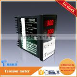 Precision Digital Tension Meters measure tension on plastic paper film printing application