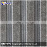 flame retardant sofa fabric manufacturer/faux linen fabric/polyester cation fabric