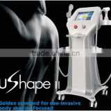 High intensity focused ultrasound machine ab slim weight loss