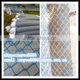 durable galvanized hot dipped chain link fence / por inmersion en caliente cerca de alambre galvanizado