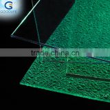 China factory Super transparent clear makrolon polycarbonate sheet greenhouse sunlight sheet