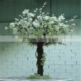 SJ201710060 high simulation fake mini artificial cherry blossom tree