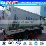 LHD yuejin 4x2 5cbm vacuum road sweeper truck, street cleaning truck,street sweeper.street cleaning vehicle